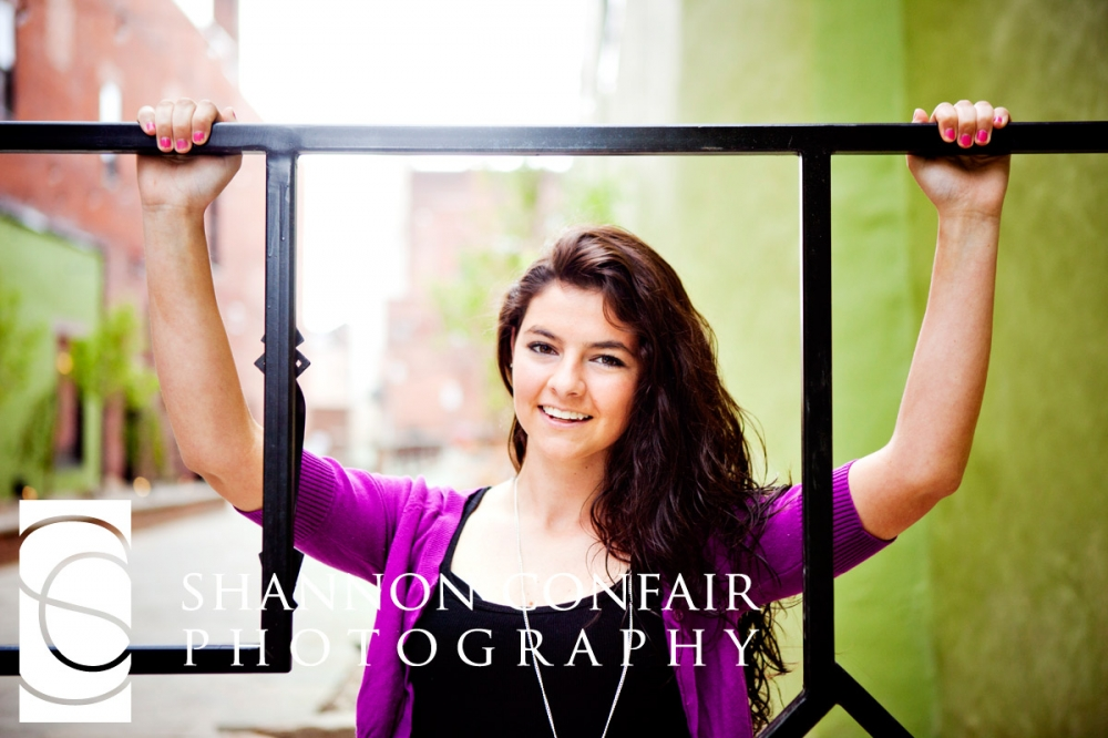 Williamsport PA Senior Photographers